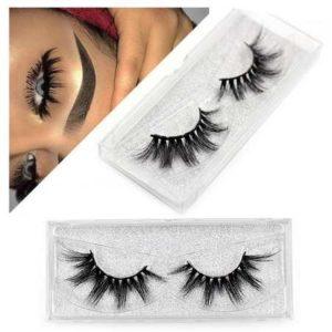 mink eyelash manufacturer China wholesale 3d mink lashes wholesale