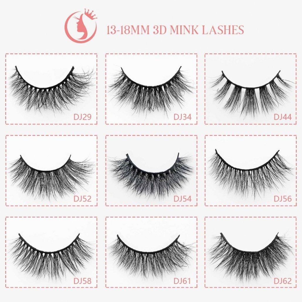 eyelash vendors mink lash