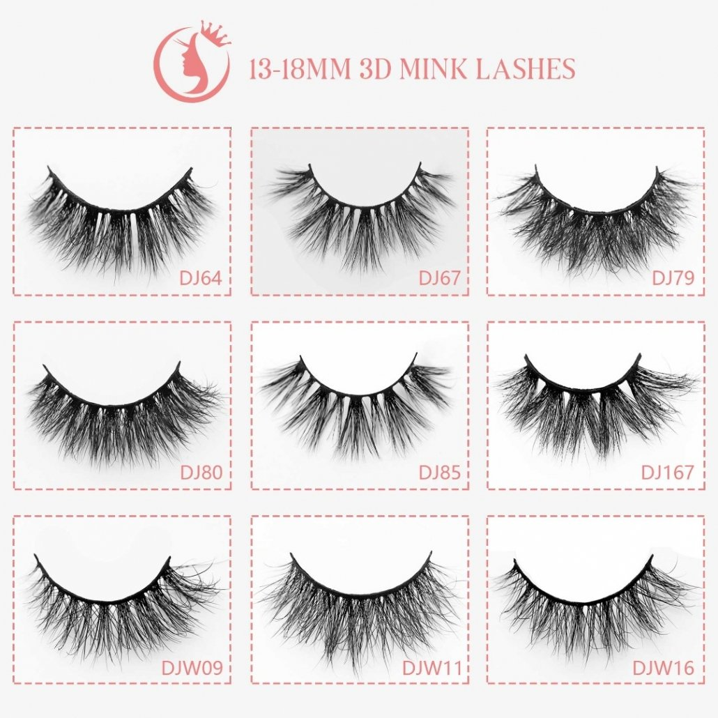 wholesale eyelashes mink lash