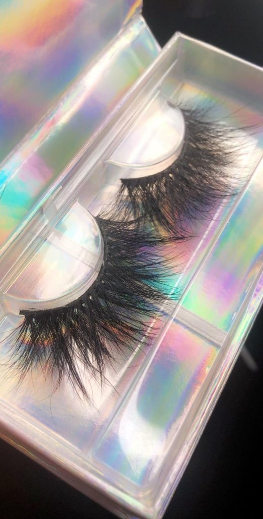 25mm Lashes Lash venders 25mm Mink Lashes Wholesale
