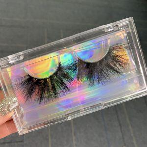 Lash brand packaging eyelash packaging vendor wholesale