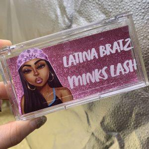 Diy Lash Packaging boxes Wholesale Custom Mink Lash boxes